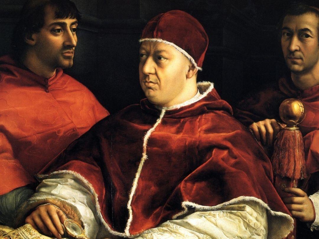 Raffaello, Papa Leone X
