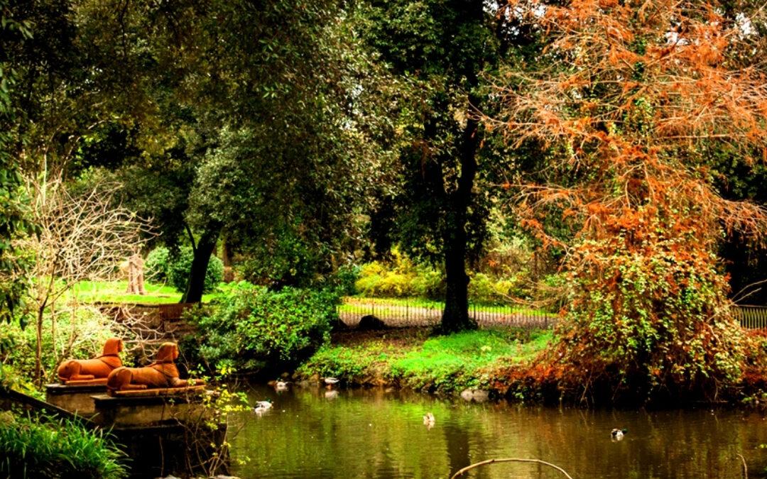 Simbolismo e massoneria nel parco romantico di Frederick Stibbert