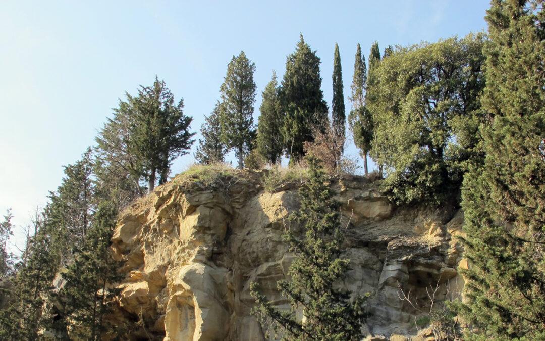Fiesole: le cave di Montececeri