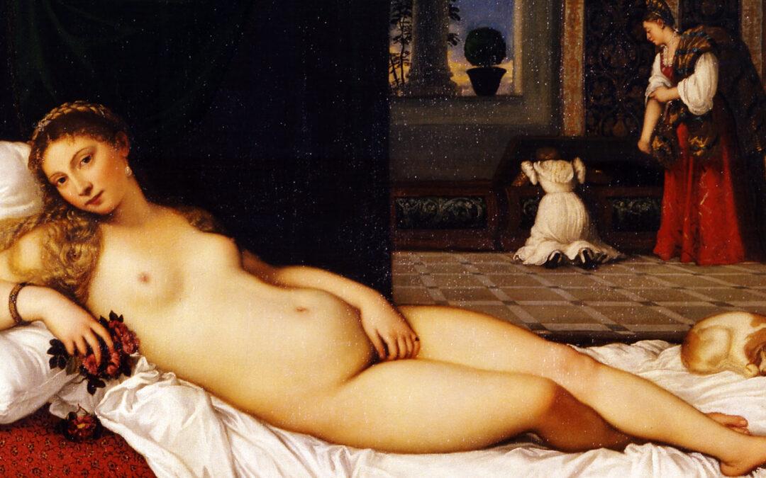 """Tiziano, il maestro che """"dipingeva più con le dita che con i pennelli"""""""