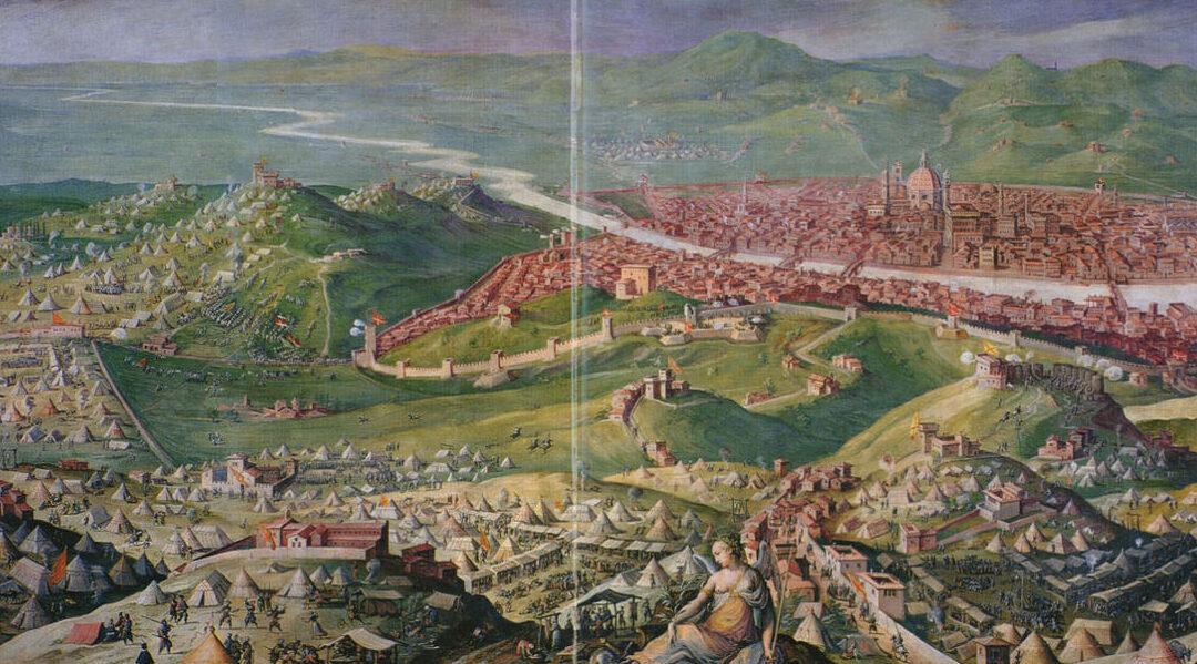La partita dell'assedio del 17 febbraio 1530