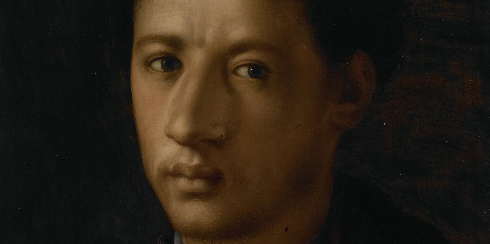 Bronzino, Alessandro de' Medici (part.)