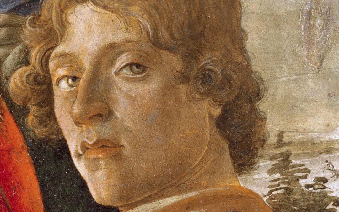 """Sandro Botticelli, """"persona molto piacevole e faceta"""""""