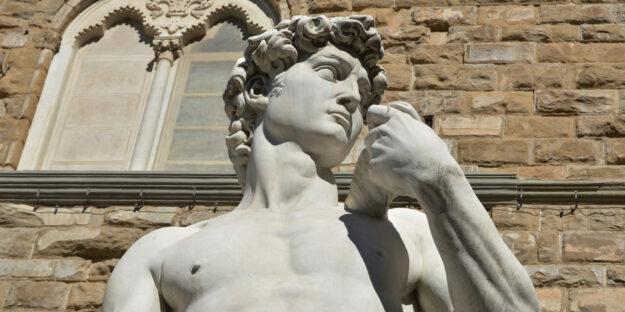 David, Piazza della Signoria