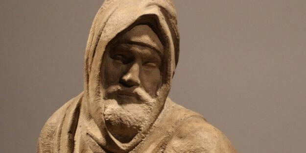 Michelangelo, Pietà Bandini, Museo dell'Opera del Duomo, Firenze