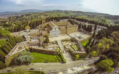 San Miniato: un antico luogo di culto divenuto fortezza medicea