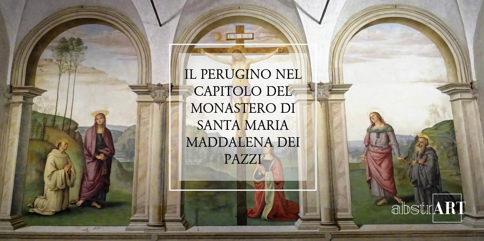 Perugino, Crocifissione