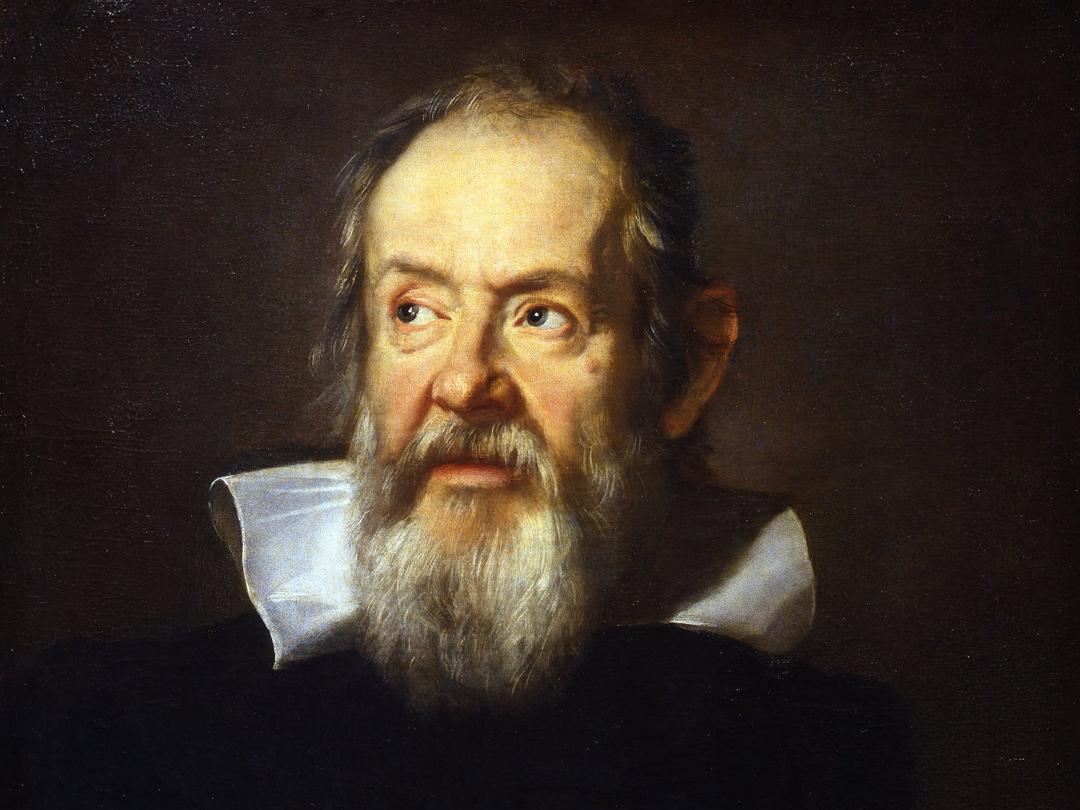 Justus Suttermans, Galileo Galilei