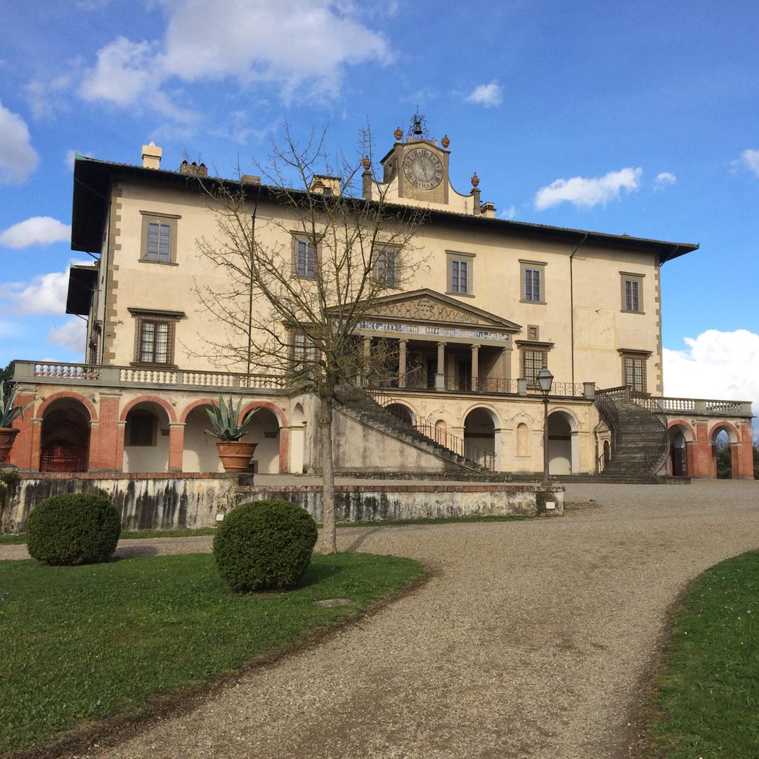 Villa Medicea, Poggio a Caiano