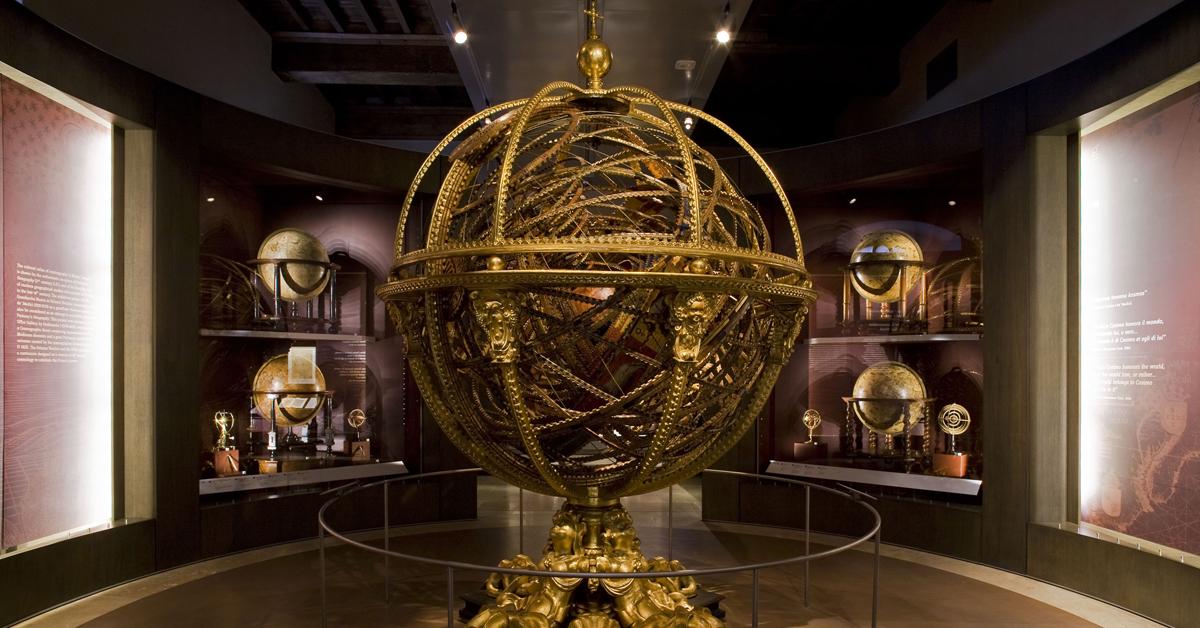 Museo Galileo, Firenze