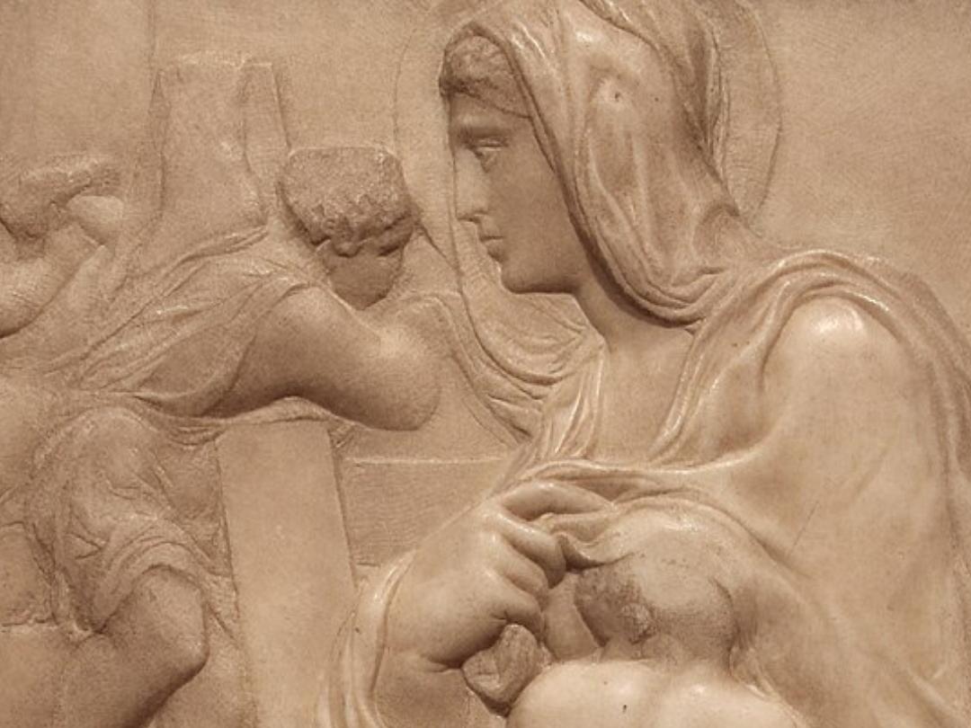 Michelangelo Buonarroti, Madonna della Scala