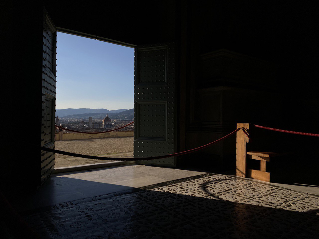 Simboli, numeri e segreti a San Miniato al Monte