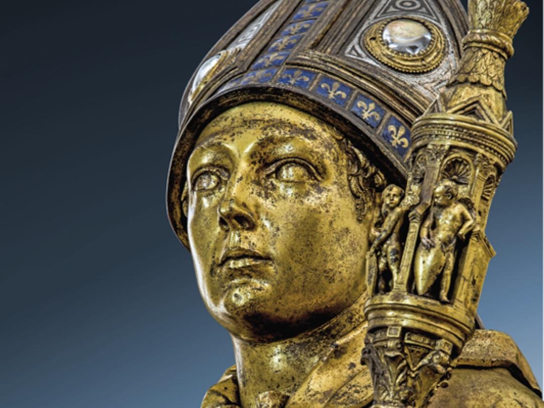 Donatello, San Ludovico di Tolosa