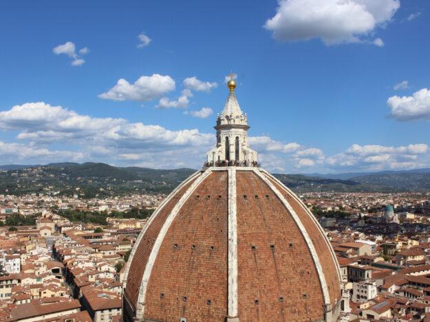 Filippo Brunelleschi, Cupola