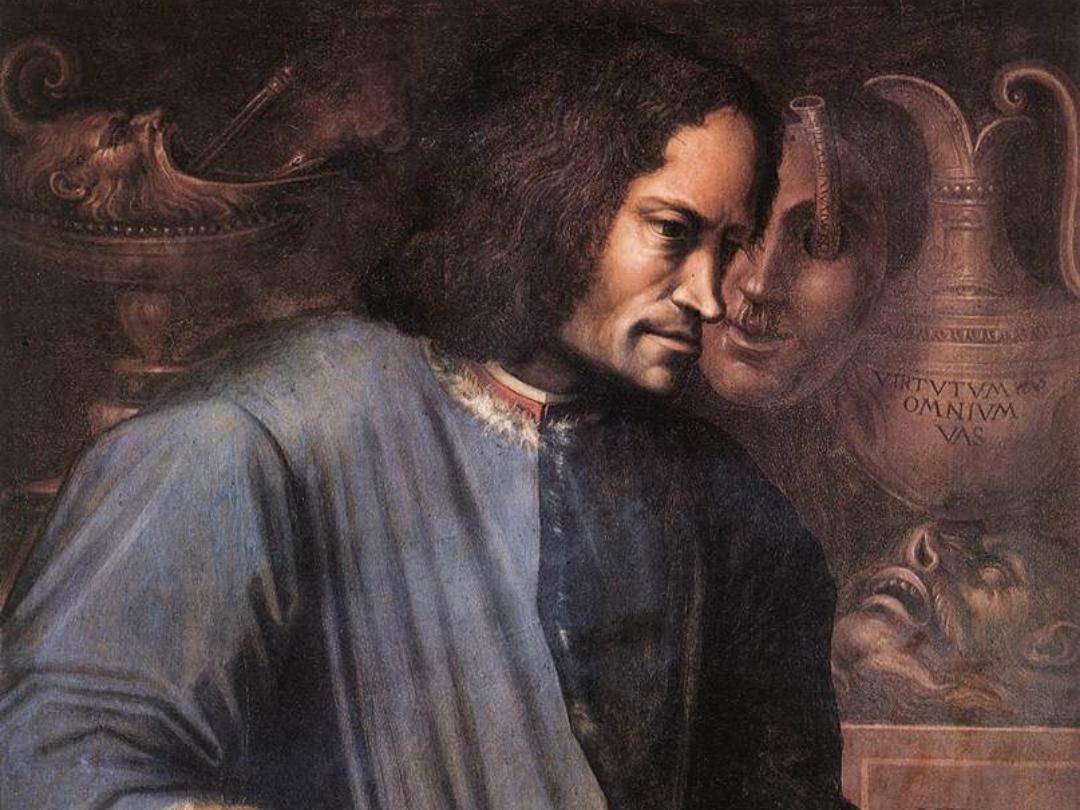 Giorgio Vasari, Lorenzo il Magnifico
